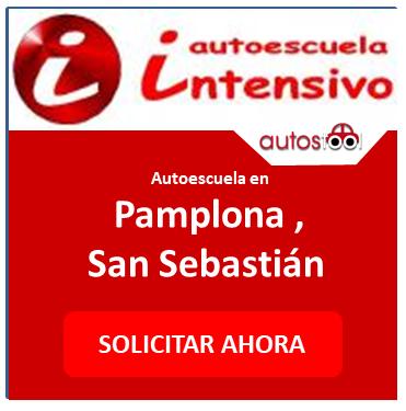PRECIO AUTOESCUELA EN PAMPLONA Y SAN SEBASTIAN